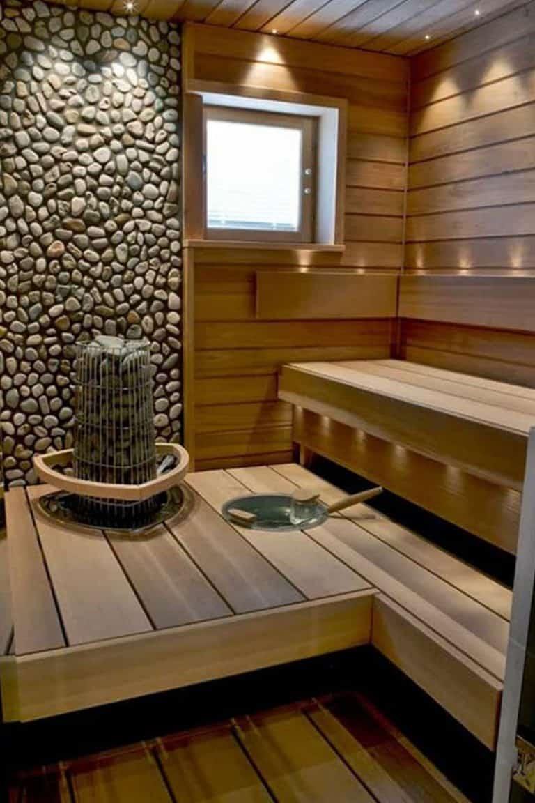 sauna design and installation