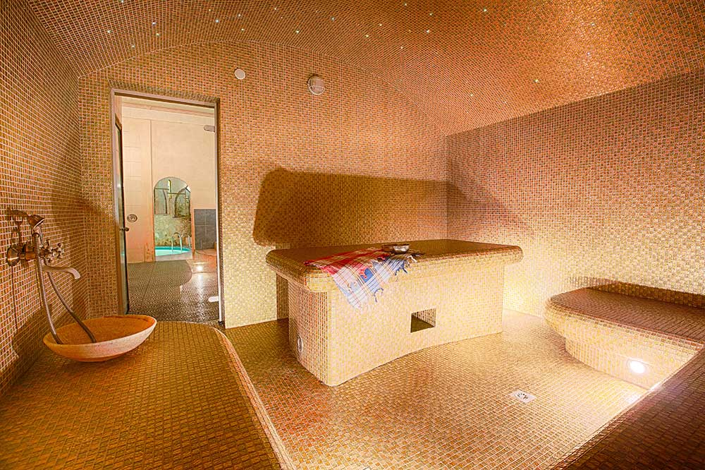 steam room design