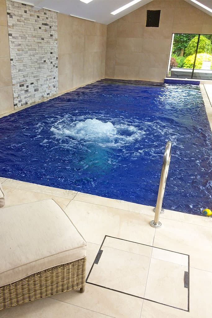 luxury pool design