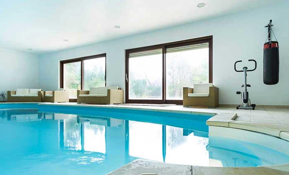residential swimming pool designers
